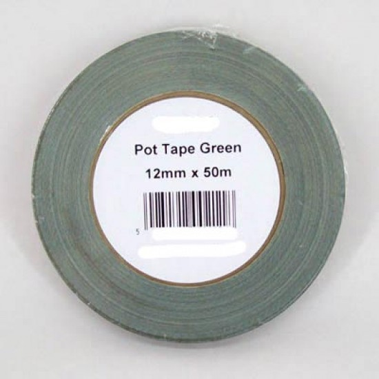 12mm x 50m Florists Pot Tape - FS012