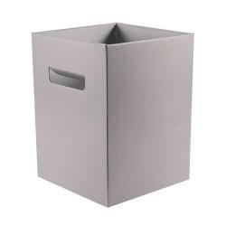 Transporter Vase Flower Box Silver Grey  - BB024