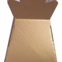 Transporter Vase Gold - BB007
