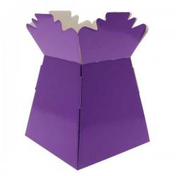 Transporter Vase Pearlised Purple - BB026
