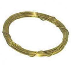Aluminium Wire Gold 2mm - AW009