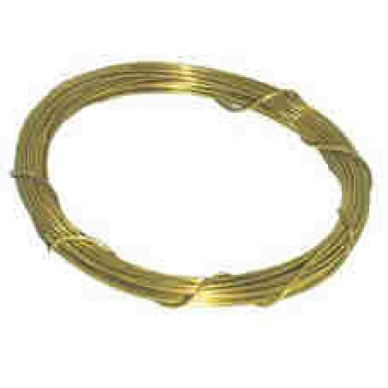 Aluminium Wire Gold 2mm - AW009