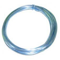 Aluminium Wire Ice Blue 2mm - AW001
