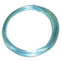 Aluminium Wire Turquoise 2mm - AW006