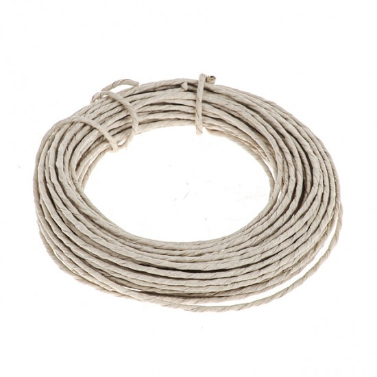 Paper Covered Wire 2mm x 10m - FS029