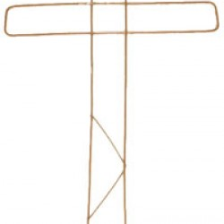 "Wire Cross 21"" Pack of 20 -  WIR001"