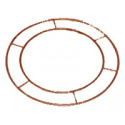 "Wire Wreath Frames 8"" Pack of 20 - WIR005"