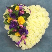 Silk Funeral Flowers and Memorial Tributes