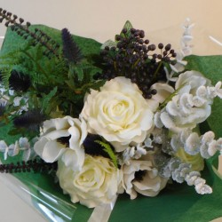 Alba Artificial Flowers Gift Bouquet - ABV038 Created by Kirsty