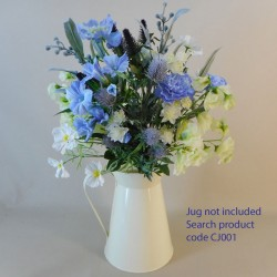 Amrin Faux Flowers Gift Bouquet - ABV033 Created by Kirsty