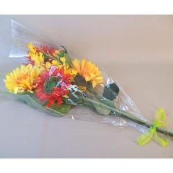 Artificial Flowers Gift Bouquet Autumn Sunshine - LBQ004