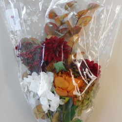 Bronwen Faux Flowers Gift Bouquet - ABV055