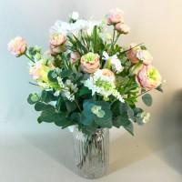 Lottie Letterbox Bouquet Artificial Flowers - LBF014 see Video in Description tab below