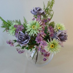 Moonstone Artificial Flowers Gift Bouquet - ABV024 Created by Ashlee