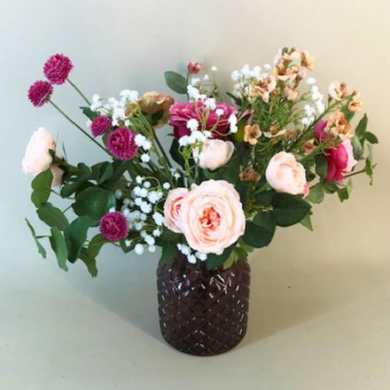 Penelope Letterbox Bouquet Artificial Flowers - LBF005 see Video in Description tab below