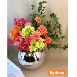 Sydney Letterbox Bouquet Artificial Flowers - LBF008 see Video in Description tab below