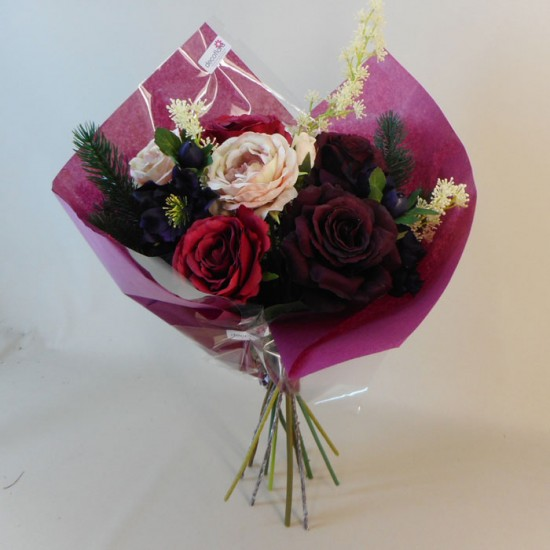 The Robyn Artificial Flowers Gift Bouquet - ABV037 Created by Kirsty