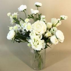 Vivienne Letterbox Bouquet Artificial Flowers - LBF010 see Video in Description tab below