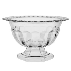 Holly Chapple Abby Compote Clear 12cm - HOL018 7B