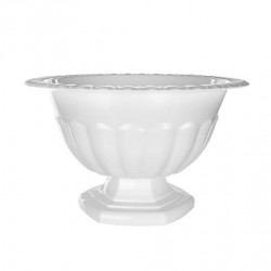Holly Chapple Abby Compote White 12cm - HOL003 1A