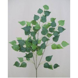Artificial Birch Leaves Branch - BIR001 B3