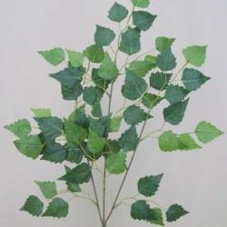 Artificial Birch Leaves Branch - BIR001 B3