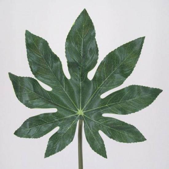 Artificial Fatsia Leaf Small - FA001 E2