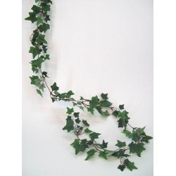 Artificial Ivy Garland Small Leaves 6 foot - IVY002