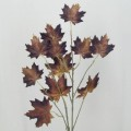 Brown Artificial Leaves and Foliage