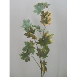 Artificial Maple Leaves Branch - MAP003 I4