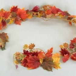 Artificial Maple Leaves Garland - MAP006 BB1
