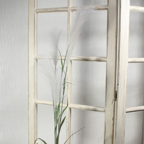 Artificial Pampas Grass Cream 145cm - PAM002