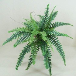 Artificial Boston Fern Plants 36 Leaves - BOS001 B3