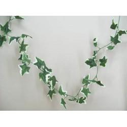 Artificial Variegated Ivy Garland Large Leaf 4 foot - IVY015 G3