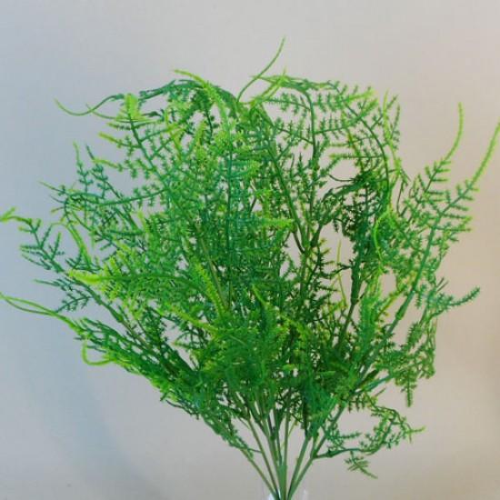 Artificial Asparagus Fern Bush - FER050 E3
