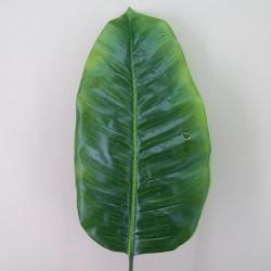 Artificial Banana Leaves with Raindrops - BAN001 B3