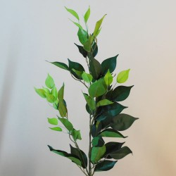 Artificial Bay Leaves Branch - BAY006 D1