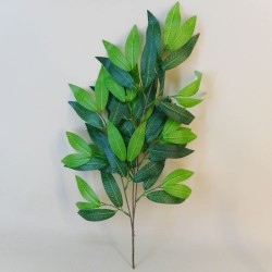 Artificial Bay Leaves Two Tone Green - BAY007 B4