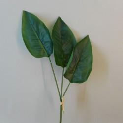 Artificial Strelitzia Leaves Bundle | Birds of Paradise Leaves - BIR023 A4