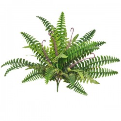 Artificial Boston Fern Plant 60cm - BOS012 BB1