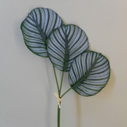 Artificial Calathea Leaves Bundle - CAL004 C3