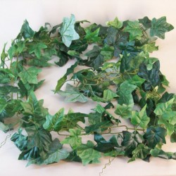 Artificial Ivy Garland 6 foot Chain Link Large Leaves - IVY042 G4