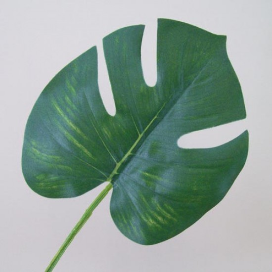 Artificial Cheese Plant Leaves - CHE003 B3