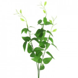 Artificial Clematis Leaves Spray 58cm - CLE001 C2