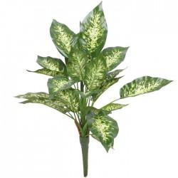 Artificial Dieffenbachia Exotica Plant 50cm - DIE004 D3