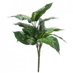 Artificial Dieffenbachia Exotica Plant 56cm - DIE005 D4