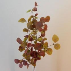 Artificial Eucalyptus Spray Green and Brown - EUC053 FF2