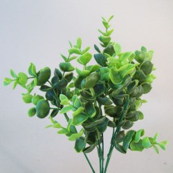Artificial Eucalyptus Plant Bright Green - EUC018 F1