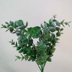 Artificial Eucalyptus Plant Dark Green - EUC020