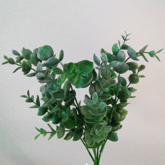 Artificial Eucalyptus Plant Dark Green - EUC020 F1